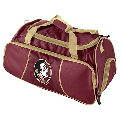 Logo Brands Florida State Seminoles Gym Bag