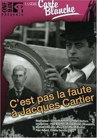 Résultats de recherche d'images pour «images C'est pas la faute à Jacques Cartier»