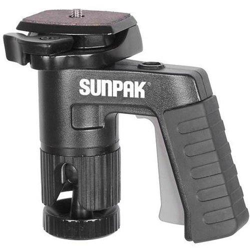 Price comparison product image Sunpak 620-PISTOLGRPQR Tripod,  Ball Head
