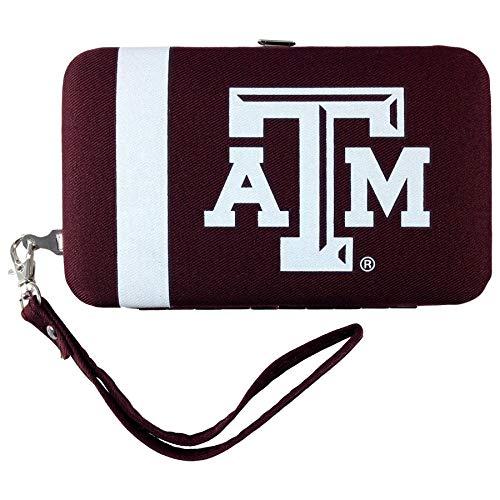 NCAA Texas A&M Aggies Shell Wristlet
