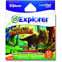 LeapFrog Explorer Learning Game: Digging for Dinosaurs (works with LeapPad & Leapster Explorer)