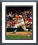 """Al Kaline Detroit Tigers MLB Action Photo (Size: 12.5"""" x 15.5"""") Framed"""
