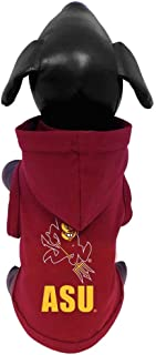 product image for NCAA Arizona State Sun Devils Collegiate Cotton Lycra Hooded Dog Shirt