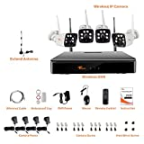 [4CH 1080P DVR] CORSEE AUTO PAIR Plug and Play