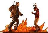 freddy vs jason figure - Freddy Vs Jason Resin Statue Set Limited to 650 Pieces