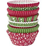 Wilton Christmas Cupcake Liners, 150-Count