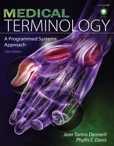 Bundle: Medical Terminology: A Programmed Systems Approach, 10th + Audio CD-ROMs by Delmar Cengage Learning