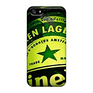 Special Design Back Heineken Neon Phone Case Cover For Iphone 5/5s