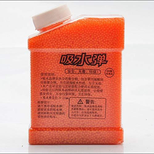 Chouli 20000PCS Set Balles pour Pistolet /à Eau Orbeez Balles pour Pistolet de Paintball /à Eau Tendre en Cristal livr/ées au Hasard