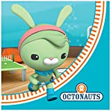 Octonauts Birthday Party Supplies 40 Pack Lunch Napkins