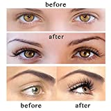 LandFox Ultra Thin 02mm Magnetic Eye Lashes 3D Reusable False Magnet Eyelashes Extension
