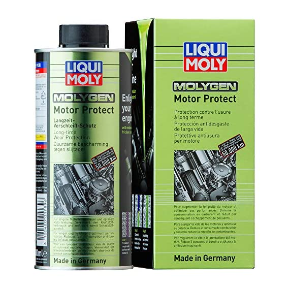 Liqui Moly Molygen Motor Protect Engine Oil Additive (Made in Germany) Lasts 50,000km,500ml
