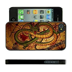 COVER FOR APPLE IPHONE 5 DRAGON BALL Z ANIME COOL GOKU by ruishername