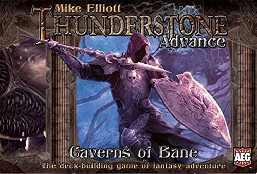 Thunderstone Advance Caverns of Bane by Alderac Entertainment Group