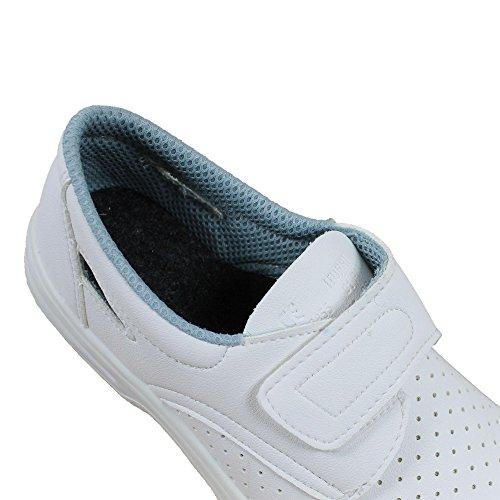 Iturri - Caña baja Unisex adulto Blanco - blanco
