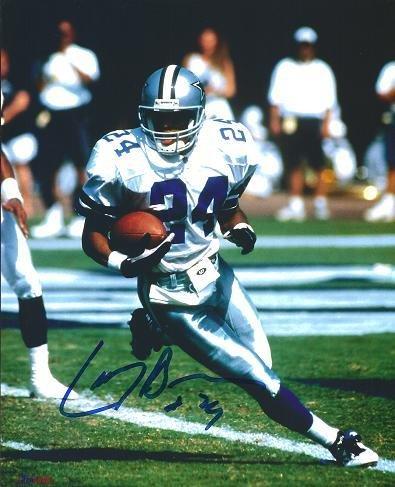 Larry Brown Super Bowl Mvp - Larry Brown Autographed Dallas Cowboys 8x10 Photo - Super Bowl MVP - PSA/DNA Certified - Autographed NFL Photos