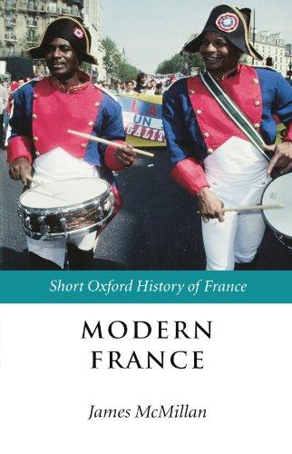 Modern France: 1880-2002 (Short Oxford History Of France)