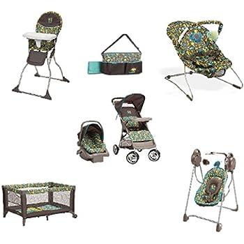 Amazon Com Baby Infant Toddler Travel System Bundle W