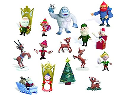 Rudolph Christmas Movie Characters.Amazon Com Rudolph The Red Nosed Reindeer Movie Ultimate