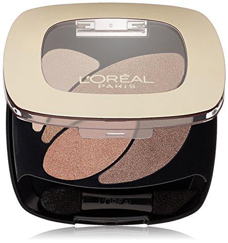 L'Oréal Paris Colour Riche Dual Effects Eye Shadow, Perpetual Nude, 0.12 oz.