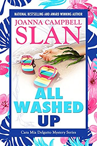 book cover of All Washed Up