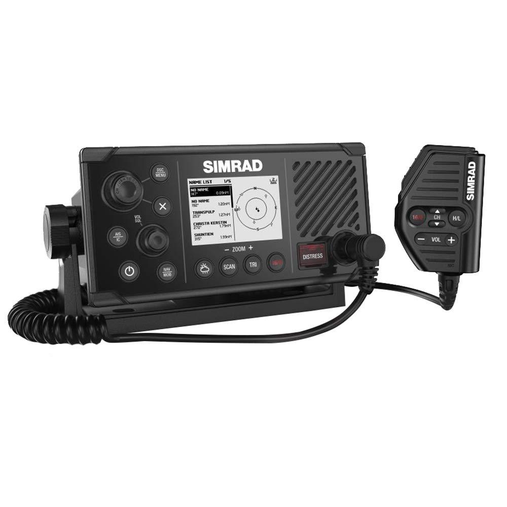 Simrad RS40 VHF Radio w/DSC AIS Receiver [000-14470-001] by Simrad