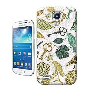 BreathePattern-Decorative Pattern08 Plastic Protective Case-Samsung Galaxy S4 case