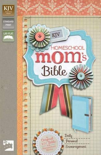 KJV, Homeschool Mom's Bible, Imitation Leather,