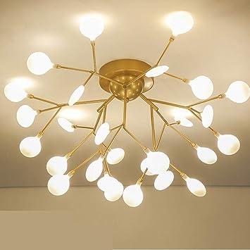 SGWH ® Lámpara LED, Rama de árbol Firefly Lámpara de ...