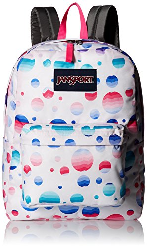Jansport Outdoor Collection - JanSport Superbreak Backpack- Sale Colors (Ombre Dot)