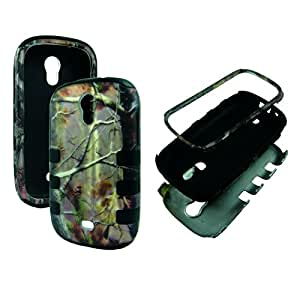 Hybrid Bk Camo Pine Samsung Galaxy Light T-399 Hybrid 3 / 1 DROP DEFENDER 3 in 1 HYBRID Box Protector Tuff Combo Rugged Body Armor Defender Triple Layer Shockproof Case Cover Hard Phone Snap-on Tuff Combo Rugged Body Armor Defender Triple Layer Shockproof Case Cover Rubberized Touch Protector Faceplates
