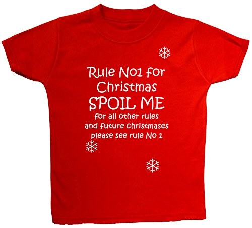 0 24 shirt T manica corta Red da Acce Prodotti Girl mesi a Baby vSAx8w5n