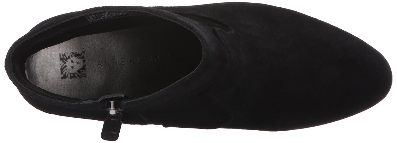 Anne Klein Women's Bayrose Ankle Bootie B01DQLF7UM 7.5 B(M) US Black