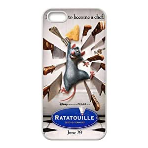 Ratatouille iPhone 5 5s Cell Phone Case White Vbrgs