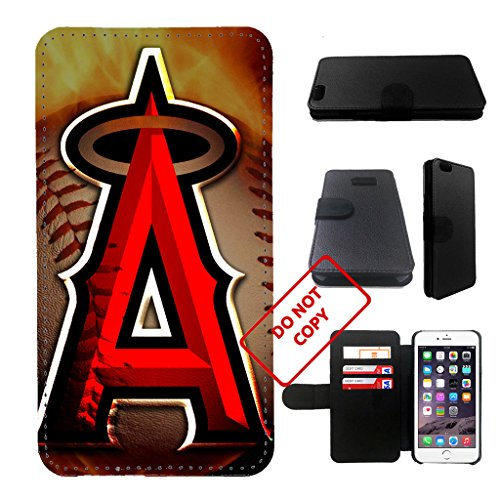 Leather Baseball Cell Case - 7