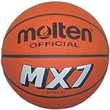 Molten MX5 Basketball (Orange, Junior/Size 5)