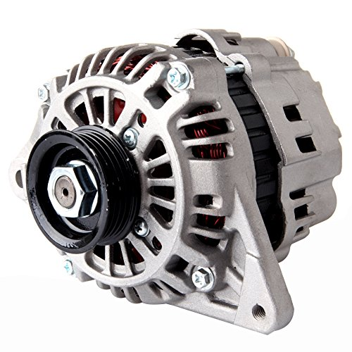 Alternators ECCPP 90A/12V 4-Groove Pulley for Mitsubishi Mirage 1.8L 1998-2002 Lancer 2.0L 2002-2004 A002TA5391 ()