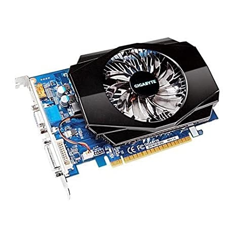 Gigabyte gv-n730 - 2 GI - GeForce GT 730 2 GB GDDR3 PCI ...