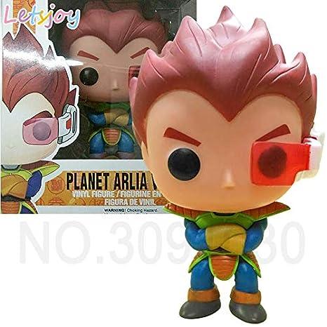 Amazon.com: 1 pieza oficial Son Goku Kuririn bonita muñeca ...