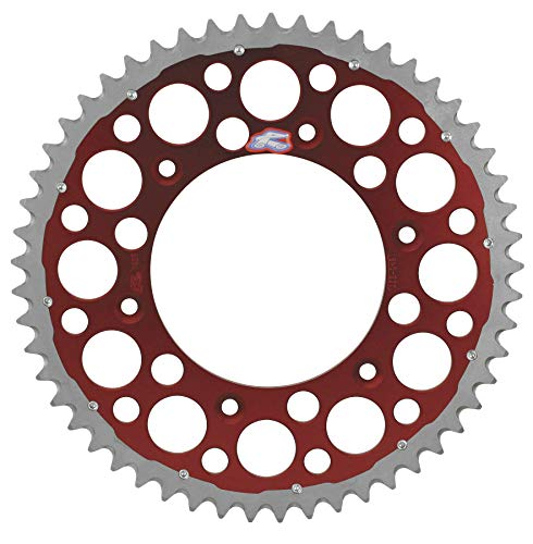 Renthal 1540-520-48GPRD RENT REAR TWINRING 520-48 by Renthal
