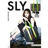 SLY スライ 2019 Special Book PVC トートバッグ ( クリアバッグ )