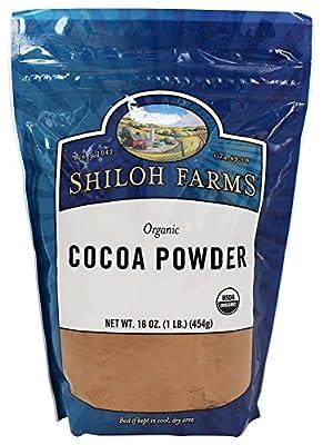 Shiloh Farms Organic Cocoa Powder - 16 oz