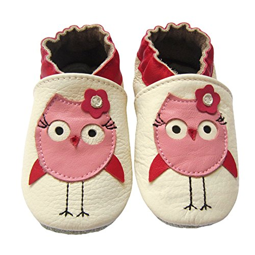 Amurleopard Baby Soft Leather Shoes Infant Toddler First Walking Prewalker