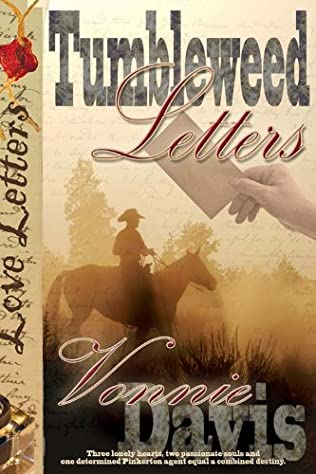 book cover of Tumbleweed Letters