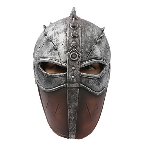 Hiccup helmet mask how to train your dragon cosplay costume viking hiccup helmet mask how to train your dragon cosplay costume viking full head latex adult 2014 buy online in uae lines mask products in the uae see ccuart Gallery