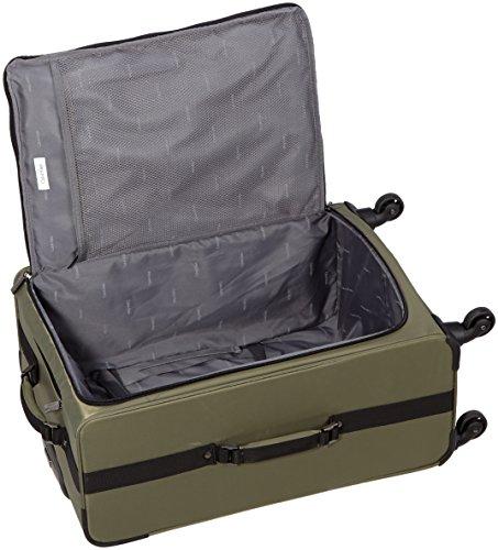 Calvin Klein  Laptop Rollkoffer, 69 cm, 73 L, Grün