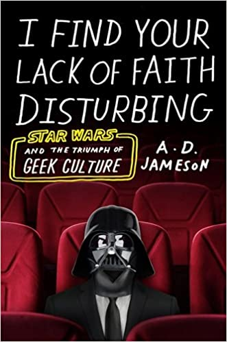 Image result for i find your lack of faith book