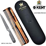 Kent NU19 Gift Set, with OT Fine Tooth/Wide Tooth