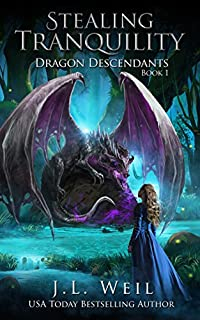 Dragon Descendants  by J.L. Weil ebook deal