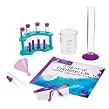 Educational Insights Nancy B's Science Club Stir-It-Up Chemistry Lab & Kitchen Experiments Journal
